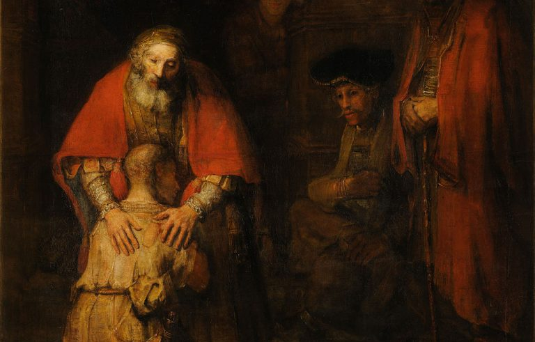 Nouwen's Father of the Prodigal